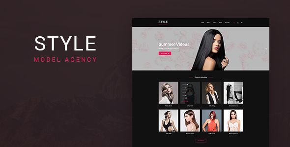 Style - Directory Template for Models and Actors