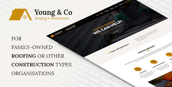Young & Co - Family Roofing Service