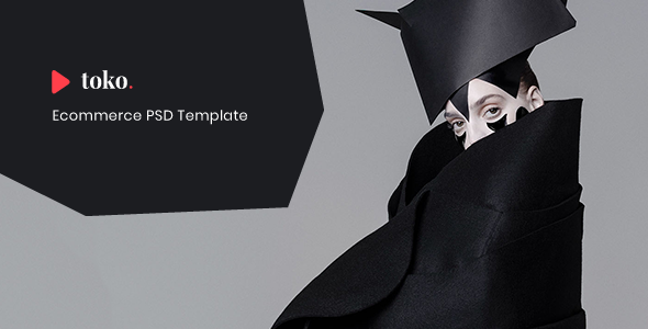 Toko - eCommerce PSD Template