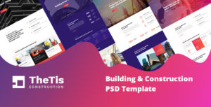 Thetis - Construction PSD Template