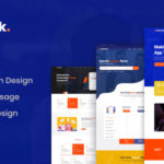Multipurpose Business PSD Template - Softbook