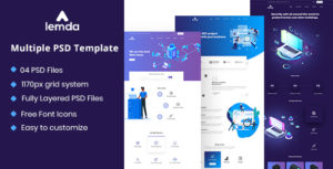 LEMDA - Multipurpose PSD Template