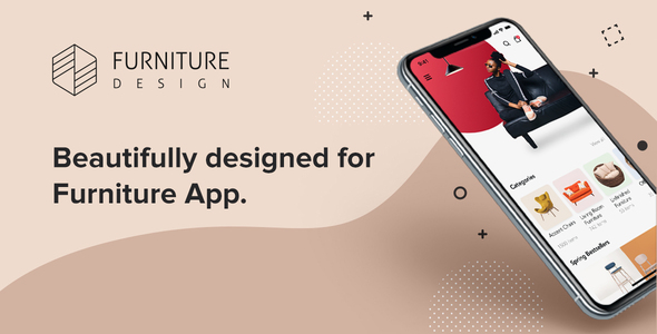 Furniture Design UI Kit for Adobe XD