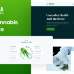 Medical Cannabis XD Template - Medicana