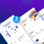 Agency Landing Page UI Kit