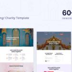 Charity PSD Template - Fundo