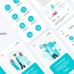 Doctor Finder Adobe XD Template - Symp