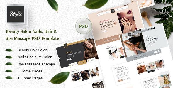 Stylic - Beauty Salon for Nails, Hair & Spa Massage