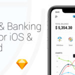 Wallet & Banking UI Kit for iOS & Android - FinHit