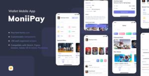 MoniiPay - Wallet Mobile App
