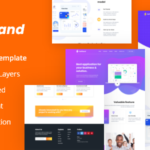 Saas Landing Page Template - Softland