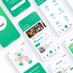 Charity Donation Adobe XD Template - Gfund